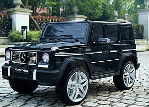 Прокат детского автомобиля Mercedes-Benz G65 в аренду Алматы