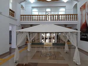 Шатры в прокат с доставкой и монтажом Нур-Султан (Астана)