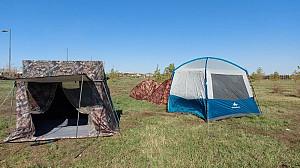 Палатки и все для кемпинга в аренду Нур-Султан (Астана)