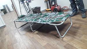 Аренда/прокат раскладушка 600 тг/сутки. Кровать для туризма, походная Нур-Султан (Астана)