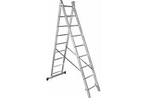 Аренда 6 метровой раздвижной лестницы Алматы