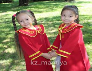 Мантия на выпускной детская в аренду и напрокат Алматы