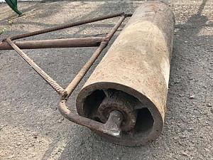 Аренда ручного катка для уплотнения и выравнивания грунта, газона и асфальта Алматы