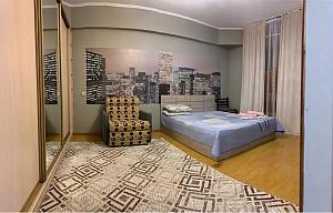 Аренда по часам или на ночь квартиры на Арбате Алматы