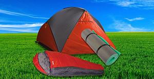Прокат палаток и всего что нужно для похода Алматы