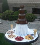 Шоколадный фонтан 86 см, 4 кг шоколада, продление 5 000 тенге Алматы