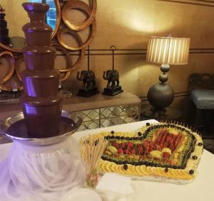 Шоколадные фонтаны 20000 час, продление по 3000 тенге Алматы