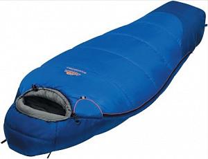 Прокат спального мешка до 180 см , температурный режим до -5 Цвет синий Алматы
