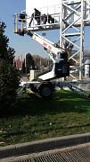 Складная автовышка 12 метров в аренду Алматы