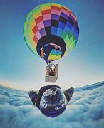 Аренда аэростата. Прыжки с парашютом с воздушного шара в Алматы Алматы