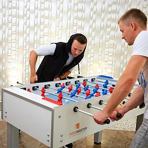 Настольный футбол, кикер профессиональный прокат Алматы