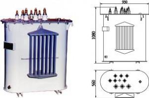 Трансформатор для прогрева бетона масляный напрокат Алматы